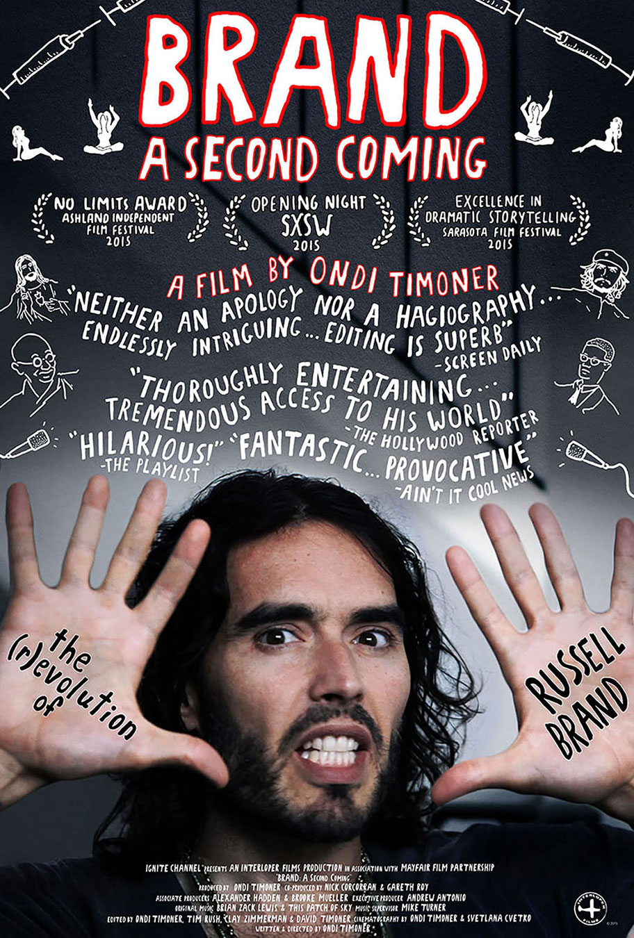 BRAND: A Second Coming Movie Poster