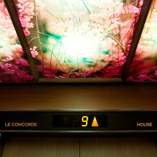 Le Concorde House Album