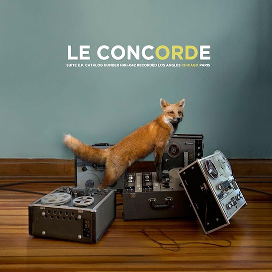 Le Concorde Suite Album