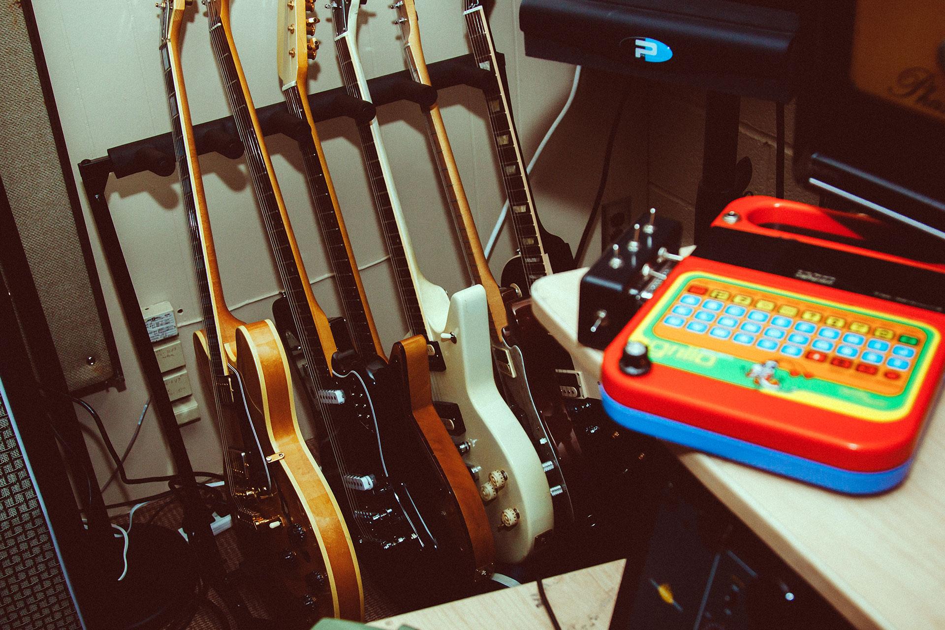 Stephen Becker Guitars